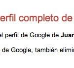 Cómo eliminar tu perfil de Google+