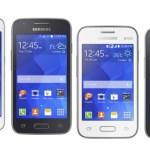 Samsung presenta cuatro nuevo móviles de gama media-baja