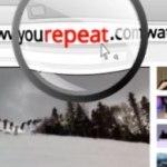 Repetir un video de YouTube las veces que quieras con YouRepeat