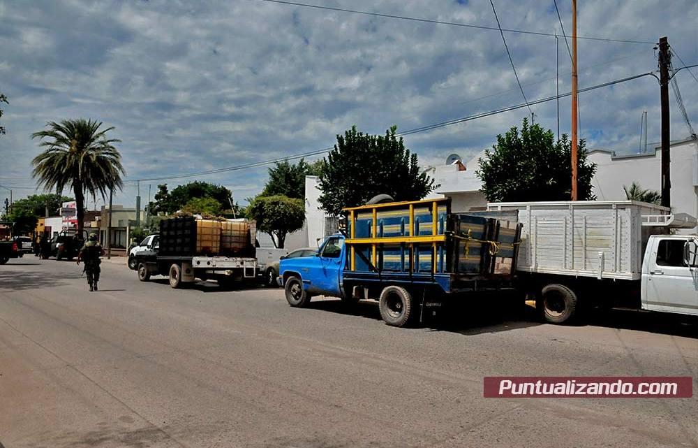 Dos detenidos por el robo de gasolina en tamazula