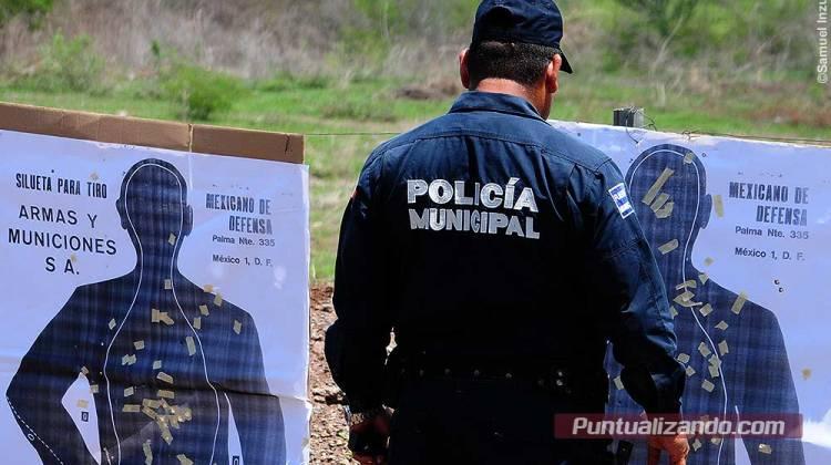 Policias Guamúchil, club de tiro,