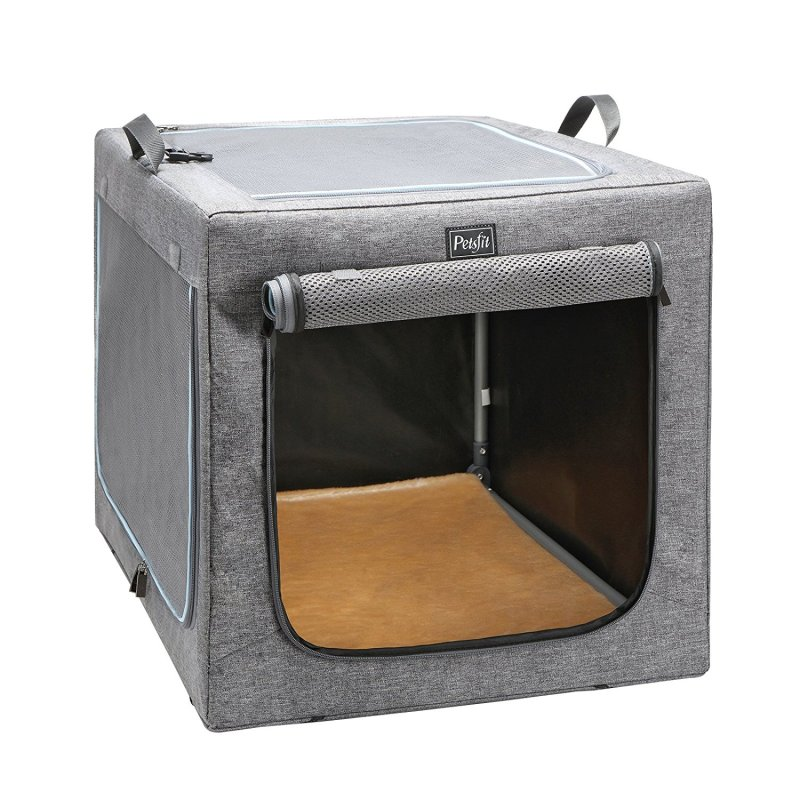 Large Of Soft Sided Dog Crate