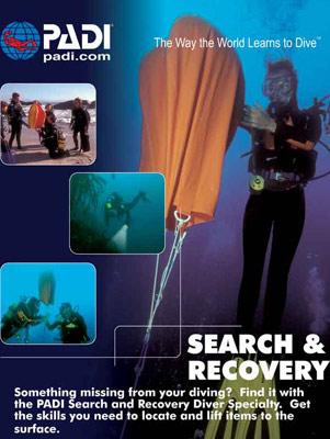 PADI Search & Recovery