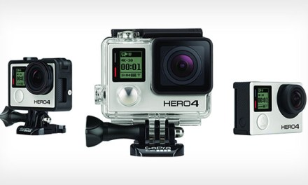 GoPro HERO4 is here!