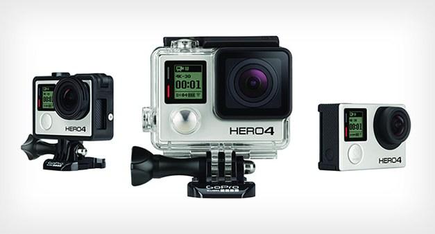GoPro HERO4 is here!