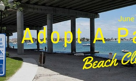 2016 Adopt A Park Beach Cleanup: June 25th