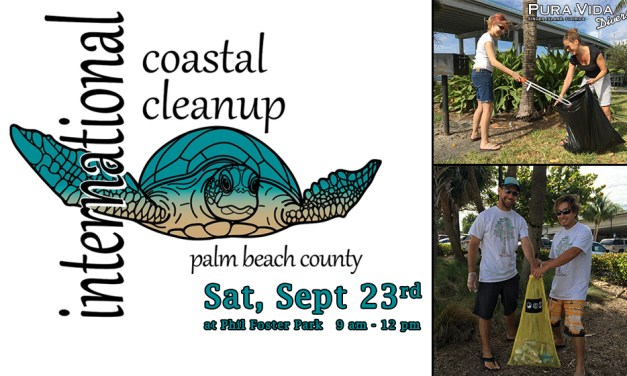 SEPT 23: PHIL FOSTER PARK CLEANUP