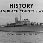 SOCIAL NIGHT: HISTORY OF LOCAL WRECKS