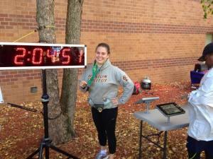 bay state half marathon