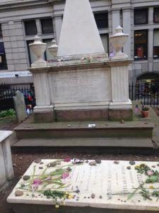 Hamillton grave