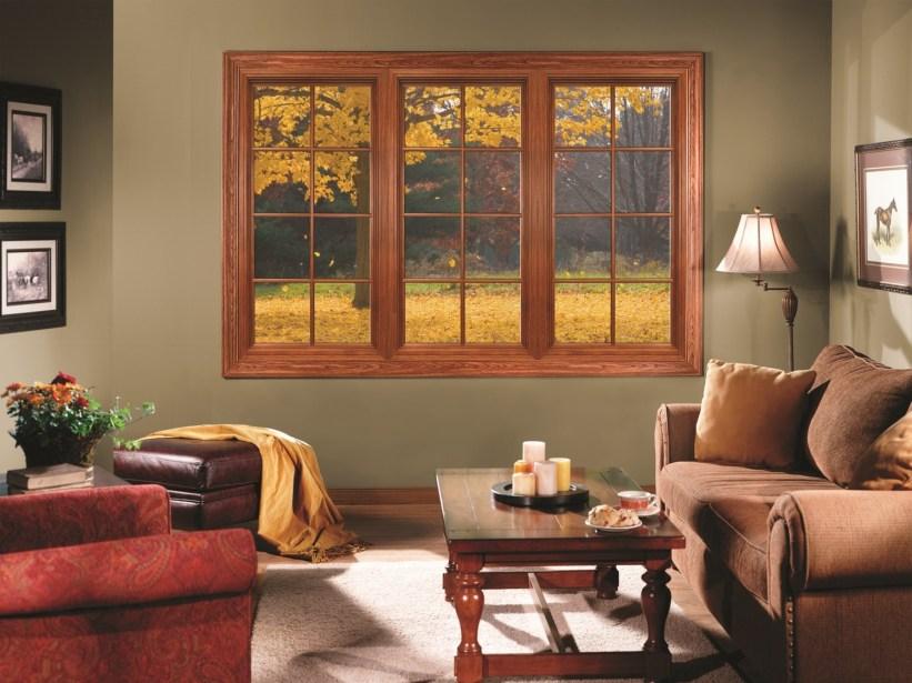 mulled casement windows