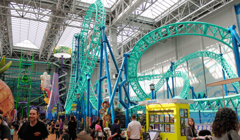 A Guide to Group Travel at the Mall of America