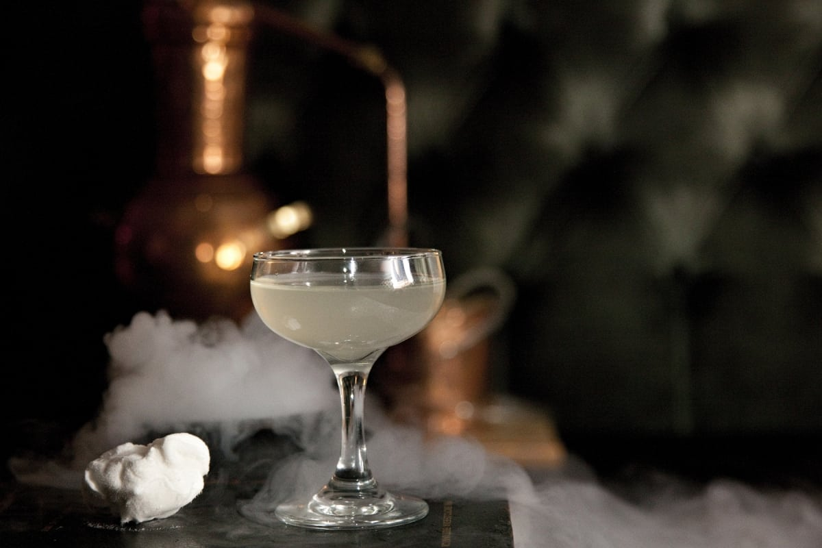 Purl Cocktail Bar London's best speakeasies