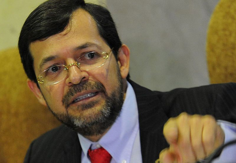 Poder Judicial Magistrado Carlos Chinchilla Sandí. Google Images.