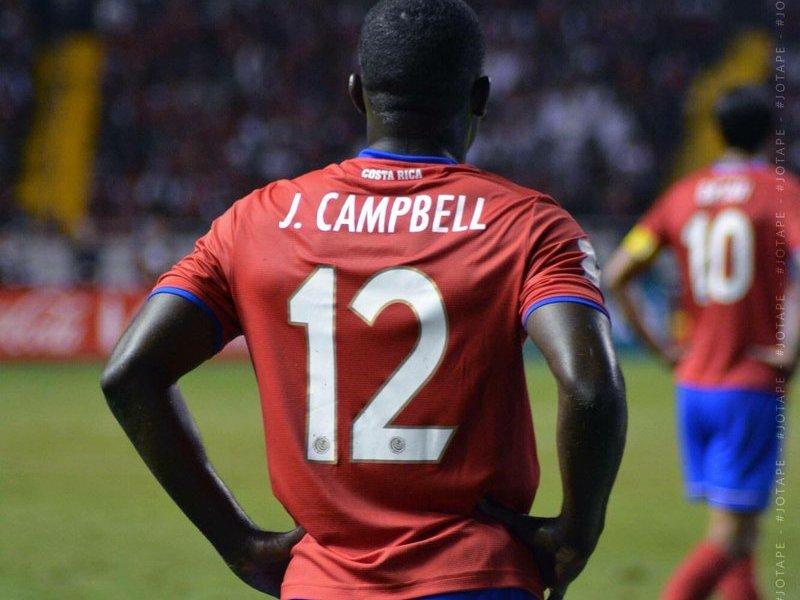 Joel Campbell. Foto twitter