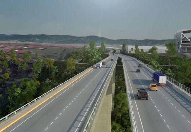 Plan puente del Saprissa, Virilla. Google Images