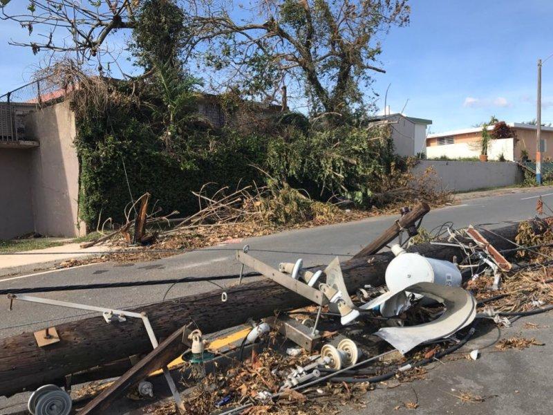 Puerto Rico. Foto twitter elnuevodia.com