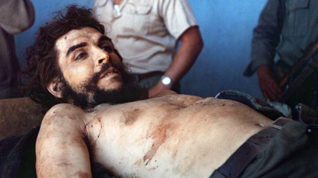 Che Guevara. Foto Getty Images BBC Mundo bbc.com