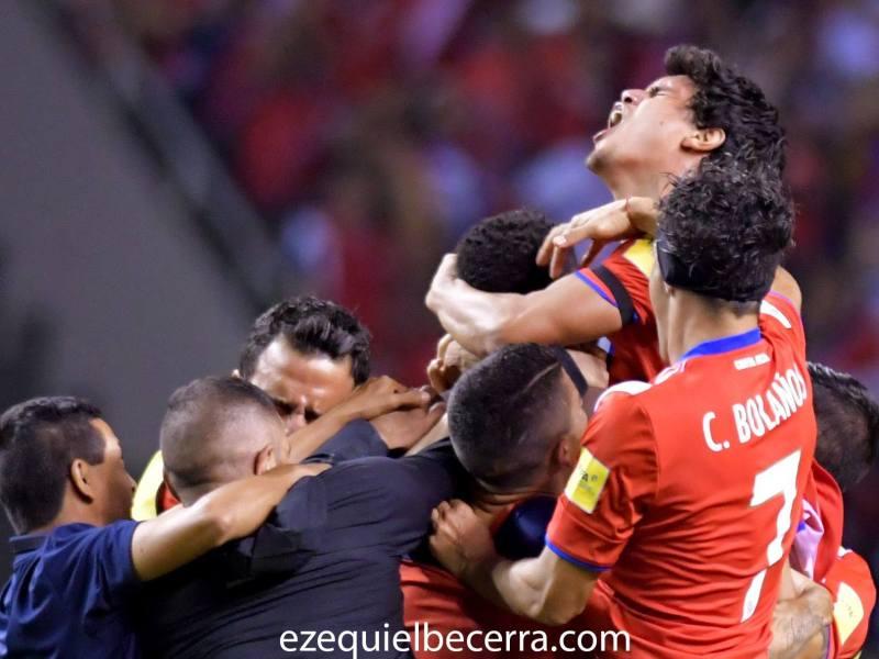 Selección Costa Rica. Foto Ezequiel Becerra.comjpg