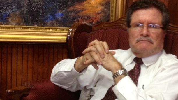 Magistrado Fernando Cruz