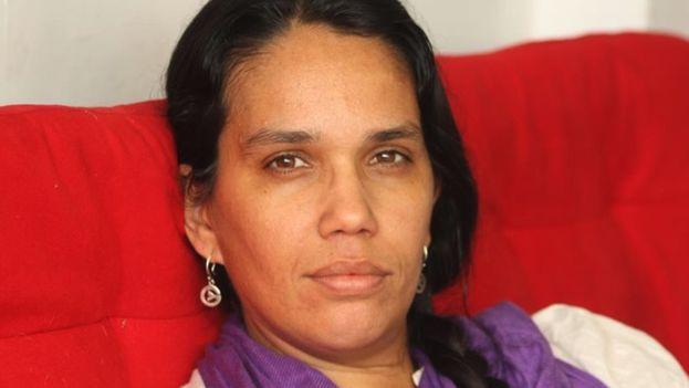 Cuba periodista Luz-Escobar-amenazada. Foto 14ymedio.com