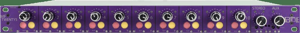 MF Rack Mixer Front