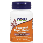 Seasonal Rapid Relief, 30 Veg Capsules