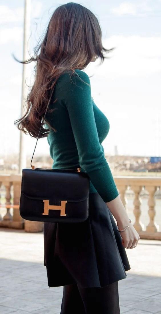 Hermes Constance Mini Bag
