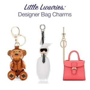 little luxuries bag charms