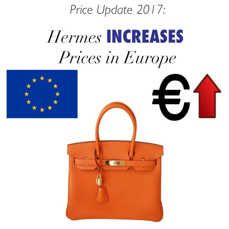 Hermes Birkin Prezzo 2017
