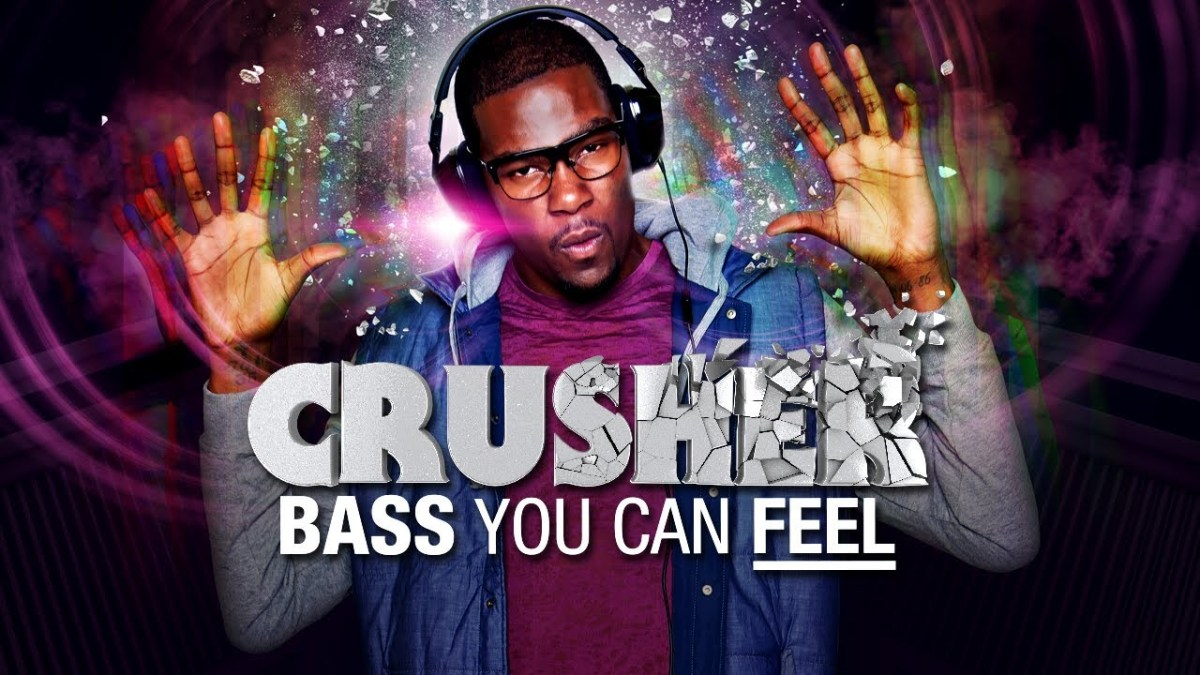Skullcandy Crusher Commercial featuring Kevin Durant & Wale