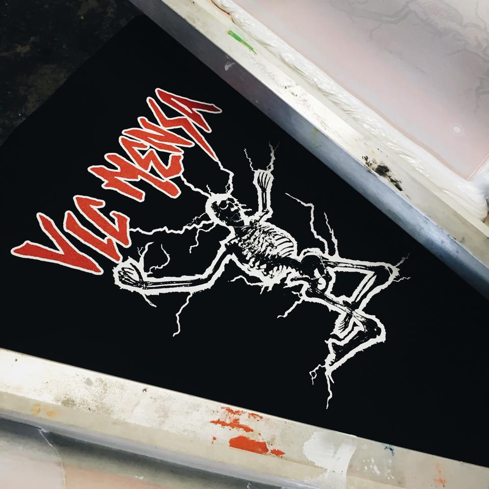 "New Vic Mensa Merch - ""Shocker Tee"""