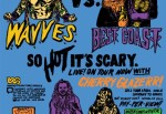 Wavves and Best Coast co-headlining tour