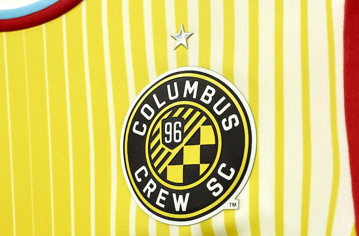 "Columbus Crew SC Release 2016 ""For Columbus"" Jersey"