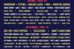 Lollapalooza 2016 Schedule