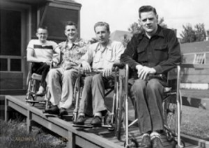 1948. Illinois becomes the first post-secondary institution to provide a support service program enabling students with disabilities to attend.