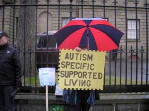 Autistic housing