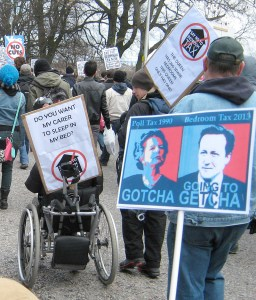 The Disability Rights Movement has inspired people around the world. (photo credit below)