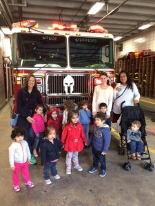 Loud Annual Firehouse Field Trip