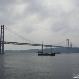 The 25th Abril Bridge