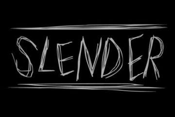 Slender Logo do game
