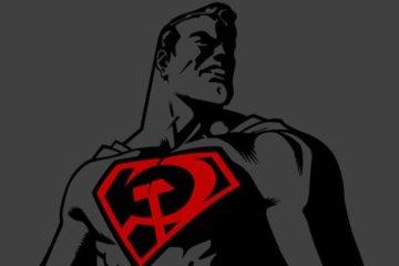 superman-entre a foice e o martelo