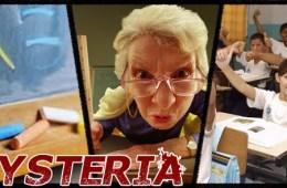 Podcast - HYSTERIA 64 – Ai que Saudades da Professorinha