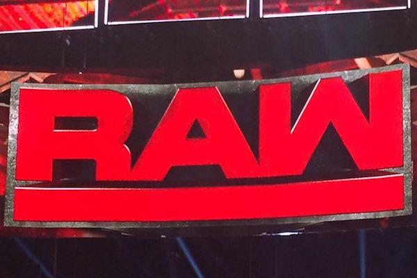 WWE Raw logo (Photo credit Ben Tucker)