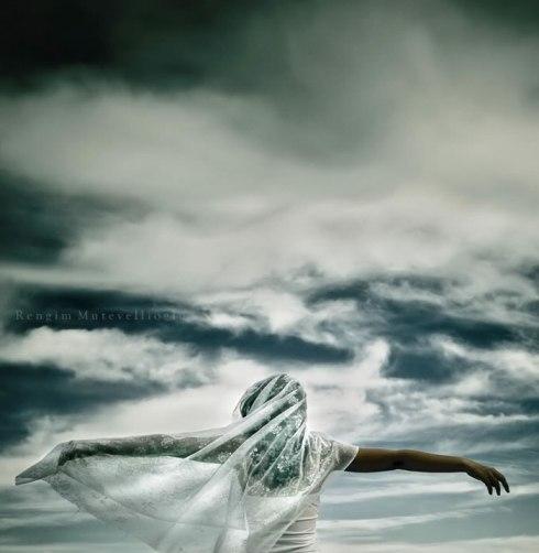 Fly Blue Bride...