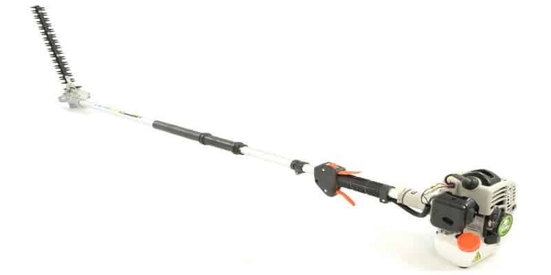 gardencare long reach hedge trimmer review