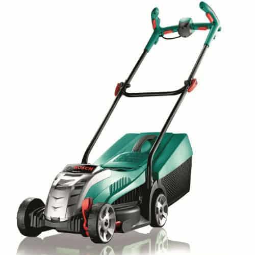 Bosch Rotak 32 Li Ergoflex cordless lawnmower review