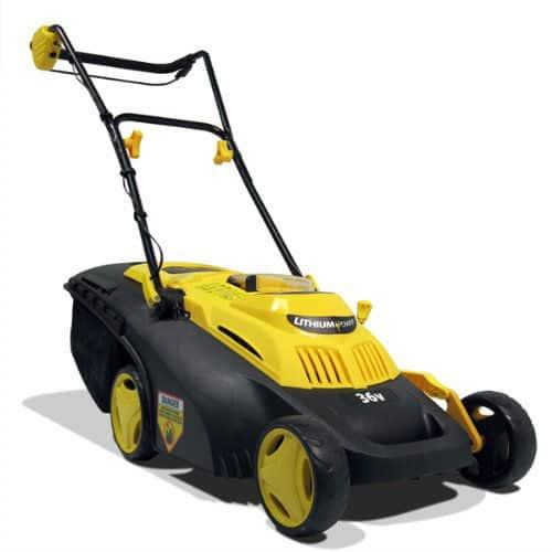 Evopower EVO1536Li Cordless Battery Lawn Mower Review