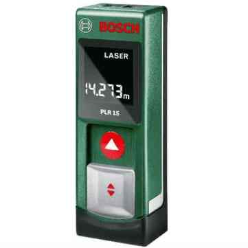 Bosch PLR 15 Digital Laser Measure review