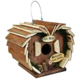Bird Hotel Nest Box